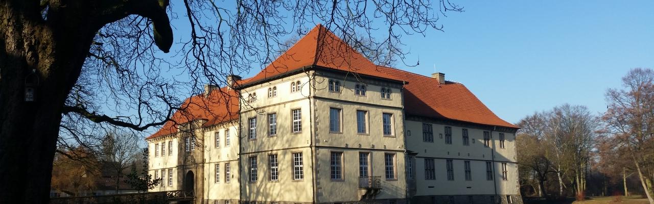 Schloss Strünkede, Herne,  Bildnachweis: Lothar Schulz